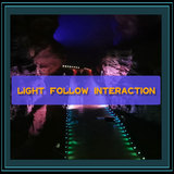 Light interactive follow