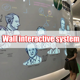 Wall interactive system