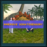MR immersive somatosensory interaction