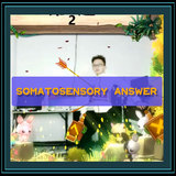 Somatosensory answering interaction