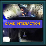 Caves Projector Installation
