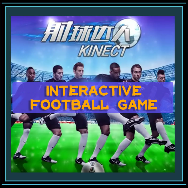 Interactive Football Game