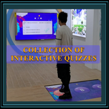 Collection of interactive quizzes